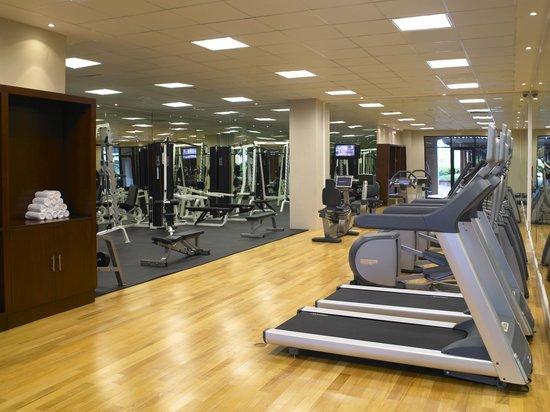 جي دابليو ماريوتبنما ريزورت الجولف وبيتش: JW Marriott Panama Fitness Center