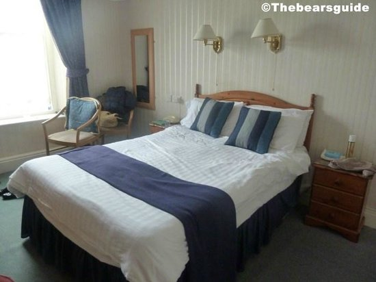 The Lion Hotel: Bedroom