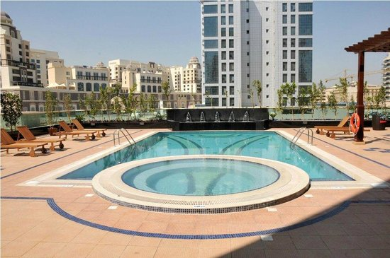 TIME Dunes Hotel Apartments Oud Metha