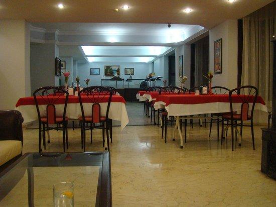 Grand Hotel Kurdoglu : restauracja