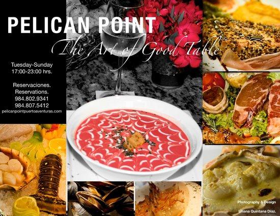 Pelican Point Restaurant & Bar: P.P: the art of a good table