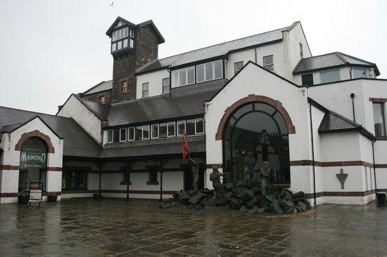 Rainy Day at the House of Manannan