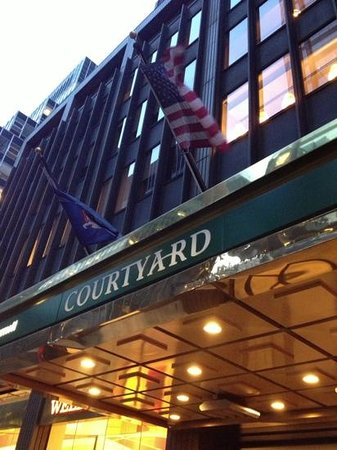 Foto de Courtyard New York Manhattan/Midtown East