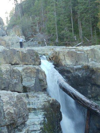 Strathcona Provincial Park: Myra Falls