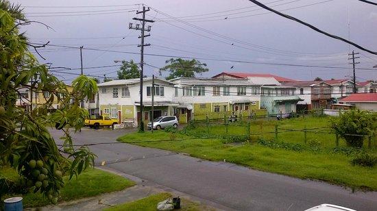 The Villa: Location view