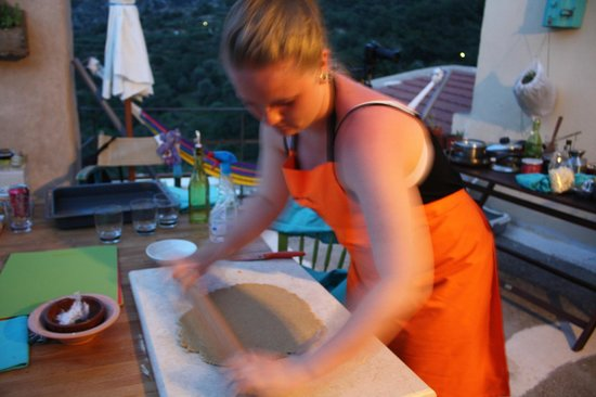 Cretan Thyme: Cooking Lessons