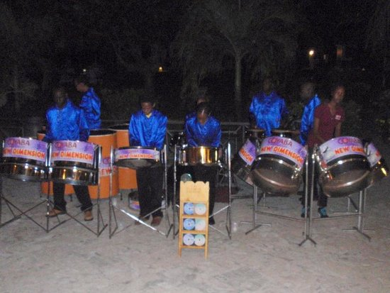 Coyaba Beach Resort: The Saturday Steelband