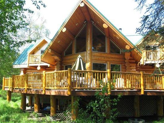Bob's Cabin & Guide Service : Bob's Cabin
