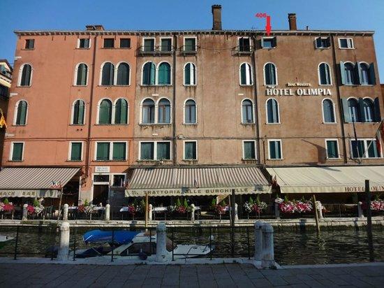 Best Western Hotel Olimpia Venice Italy