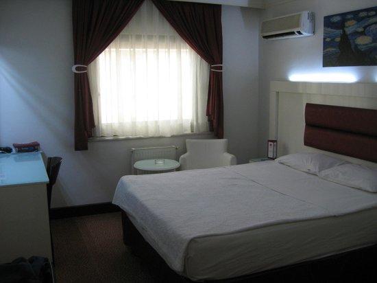 Bugday Hotel: My room