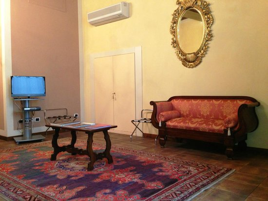 Bed and Breakfast Galileo 2000: Stanza