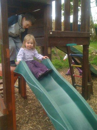 Sunnyvale Holiday Park : Play Area.