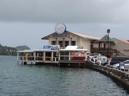 Ocean Grill Restaurant: The Ocean Grill