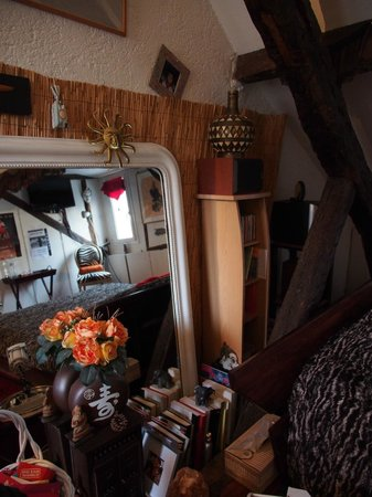 LA LOMBARDE : Cozy decorations
