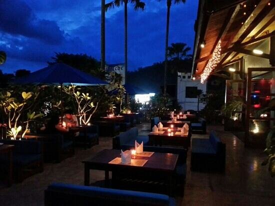 Cellar Party Foto Van Square Restaurant Senggigi TripAdvisor