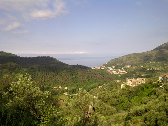 Agriturismo Costelletta: Che vista!!!