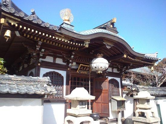 Yatadera Temple: 矢田聖天