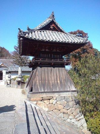 Yatadera Temple: 鐘楼