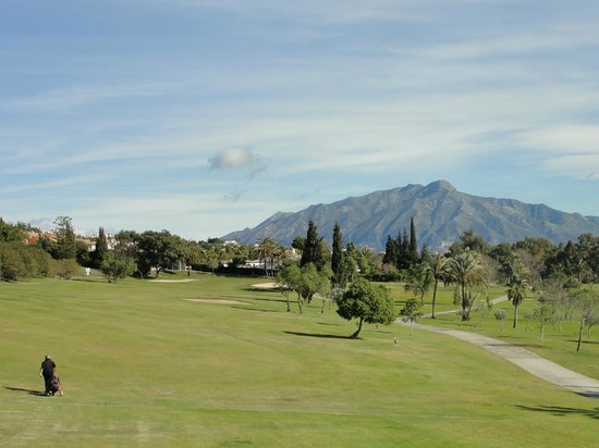 Beautiful views at El Paraiso Golf Club