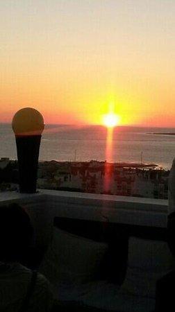 Hotel Guadalquivir: vue imprenable de la terrasse du 11eme etage