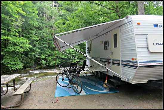River Valley RV Park & Campground: campsite 14