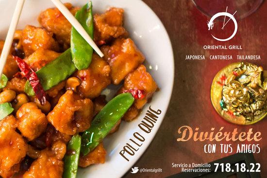 Oriental Grill: Pollo Quing