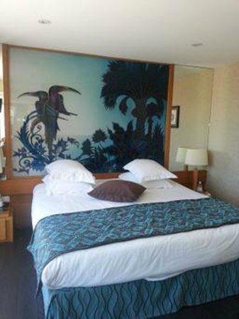 Hotel Helios : Bedroom