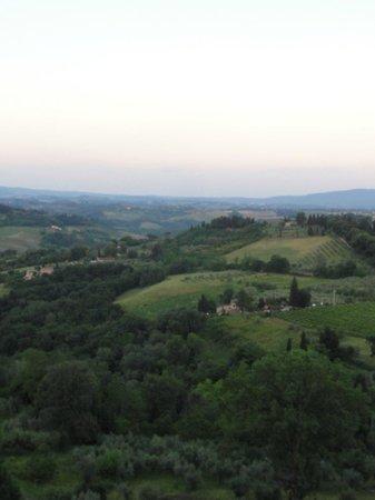 Hotel Bel Soggiorno: The view