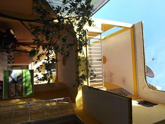 Hostel for Us: Entrance