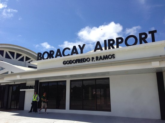 ‪‪Discovery Shores Boracay‬: Caticlan Airport‬