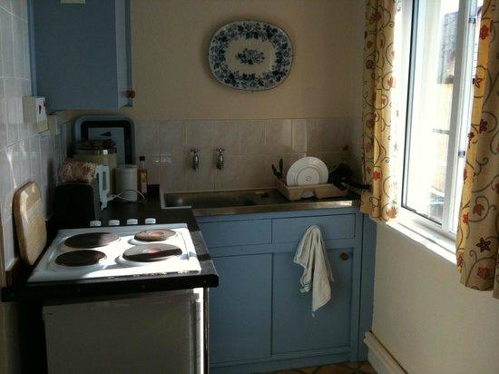The Spyglass Inn: kitchen