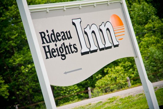 Rideau Heights Inn: Welcome