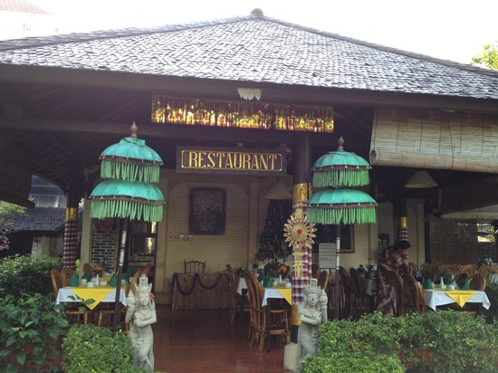 Hotel Palm Garden: レストラン