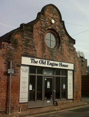 The old engine house carlisle restaurant reviews phone for The carlisle house