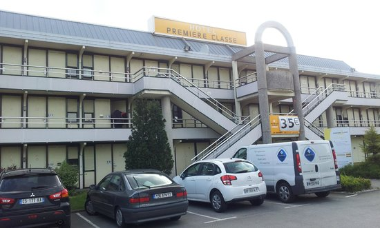 Premiere Classe Dunkerque Est - Armbouts Cappel : The Hotel.