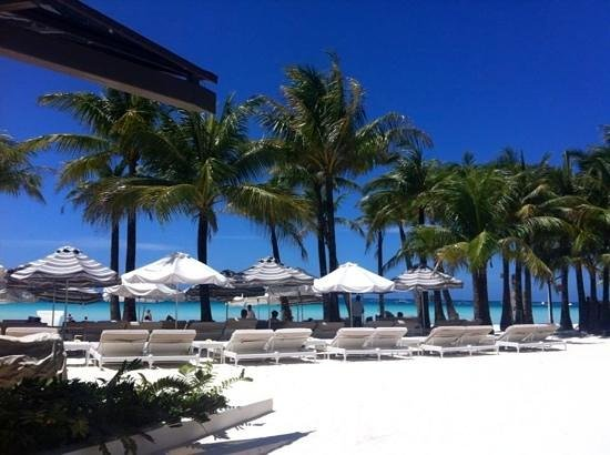 Discovery Shores Boracay: Nothing but blue skies