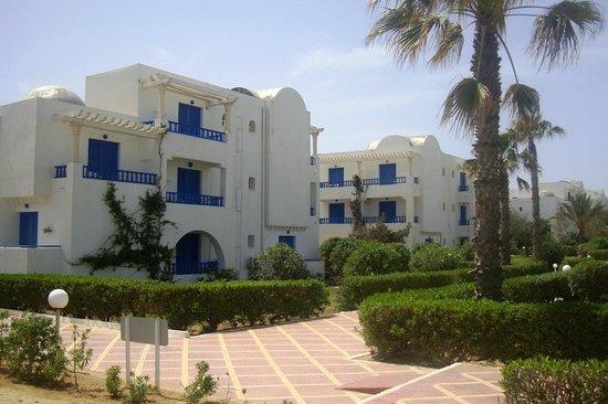 Hotel Salambo Hammamet.