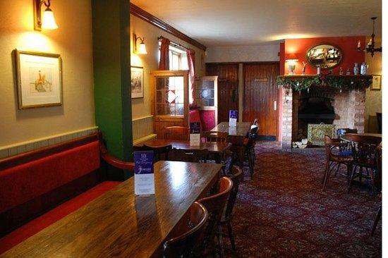 The Jubilee Inn: Restaurant Area
