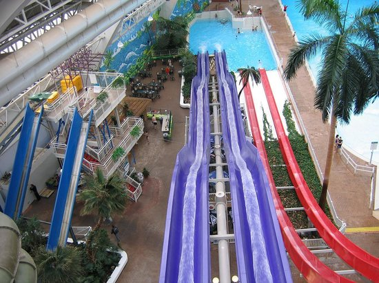 Edmonton, Canada: World Waterpark