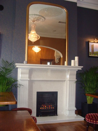 Creighton Hotel Reception Area