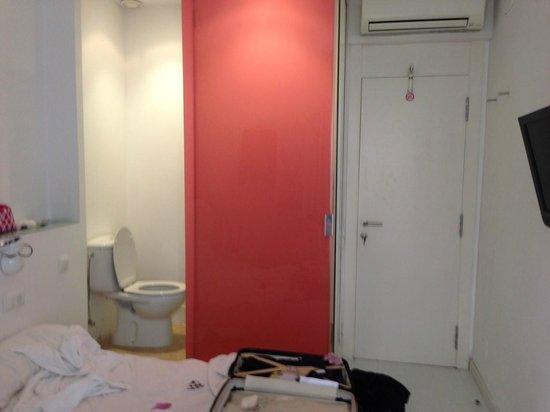 Chic & Basic Tallers: WC es la mesilla de noche