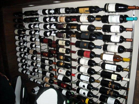 Carne & Co.: Weinpräsentation
