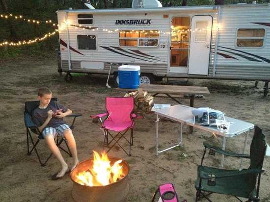 Sherwood Forest Camping & RV Park: Fun Time!