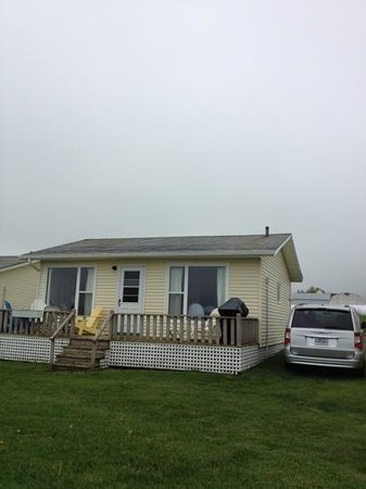 Cavendish Beach Cottages : cavandish beach we stayed 2nights