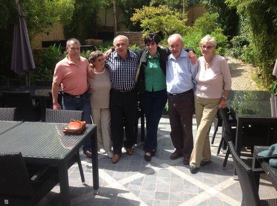 La Mia Cucina : Maman,Mr.Filippo et mes amis