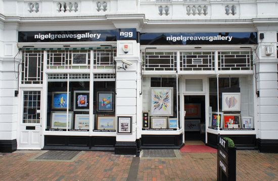 Nigel Greaves Gallery: A warm welcome awaits art lovers