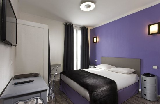 Hotel Delarc: Double Twin Room