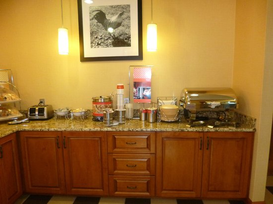 Hampton Inn Richfield: Breakfast