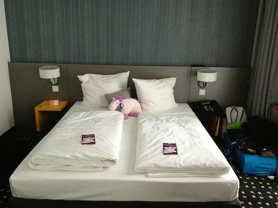 Ibis Styles Stuttgart: Separate bedroom