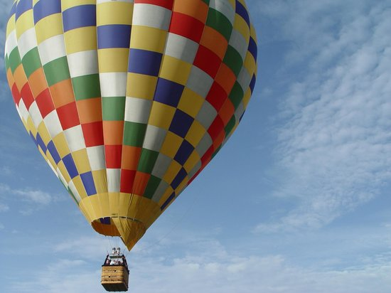 Balloons and Beyond: Balloon took off before us